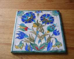 Azulejo floral 2