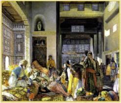 Arte Gráfico Árabe