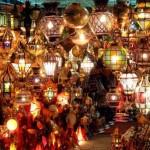 Lámparas, faroles Marroquís
