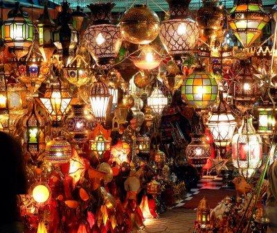 L mparas faroles marroqu s archivos decoraci n y - Decoracion marruecos ...