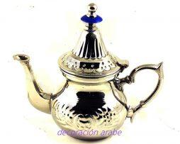 tetera marroquí acero