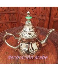 tetera árbe para el té