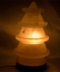 Lámpara sal pagoda