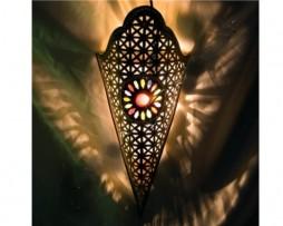 Aplique marroquí, bronce