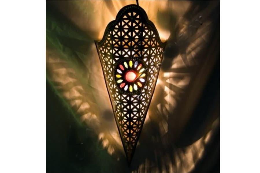 Aplique calado marroqu decoraci n y artesan a rabe - Apliques arabes ...