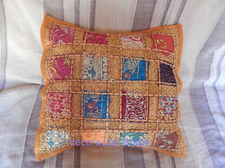 Cojines indios diferentes colores decoraci n y artesan a rabe - Cojines indios ...