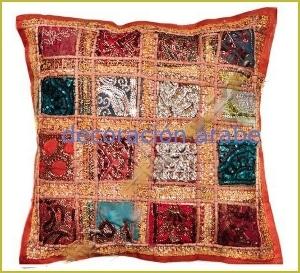 Cojines indios diferentes colores decoraci n rabe - Cojines indios ...