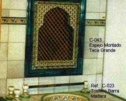 Cuartos de Baño de Cerámica Andalusí