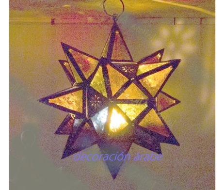 farol marroquí estrella