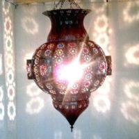 Gran Farol marroquí redondo