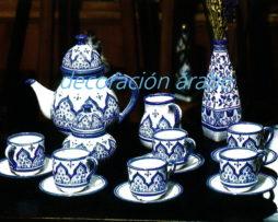 juego de té andalusí