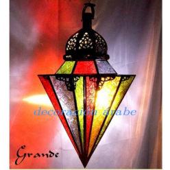 Lámpara marroquí, paraguas