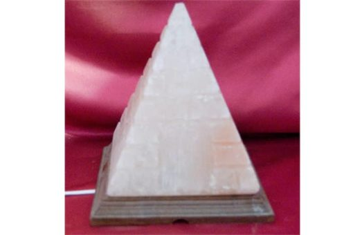 lámpara de sal Himalayas Pirámide