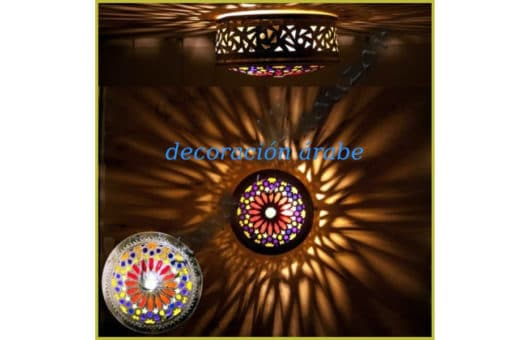 Plafón marroqui