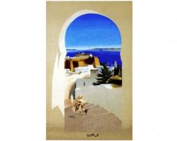 Tanger, Vistas al mar Kasba