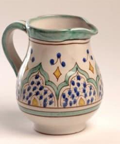 lechera cerámica árabe andaluza