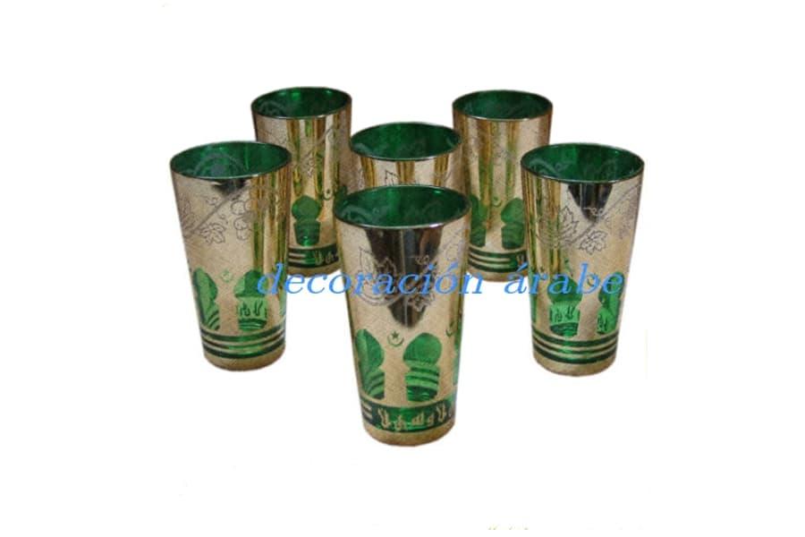 vasos t rabes estilo marroqu
