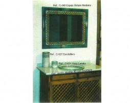 Cuarto de baño de cerámica árabe 2