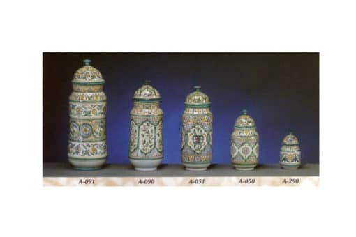 cerámica árabe andaluza