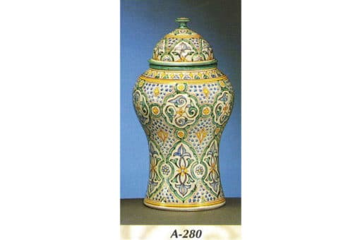 cerámica árabe andaluza Tibor