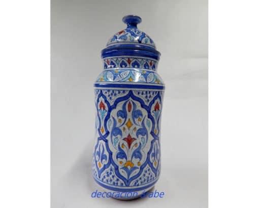 albarelo cerámica nandaluza árabe