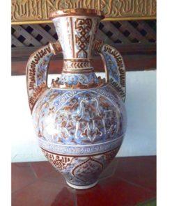 anfora cerámica andaluza nazarí
