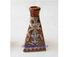botella cerámica nazarí andaluza