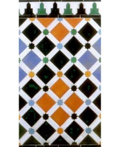 mosaico andalusí Arralanes