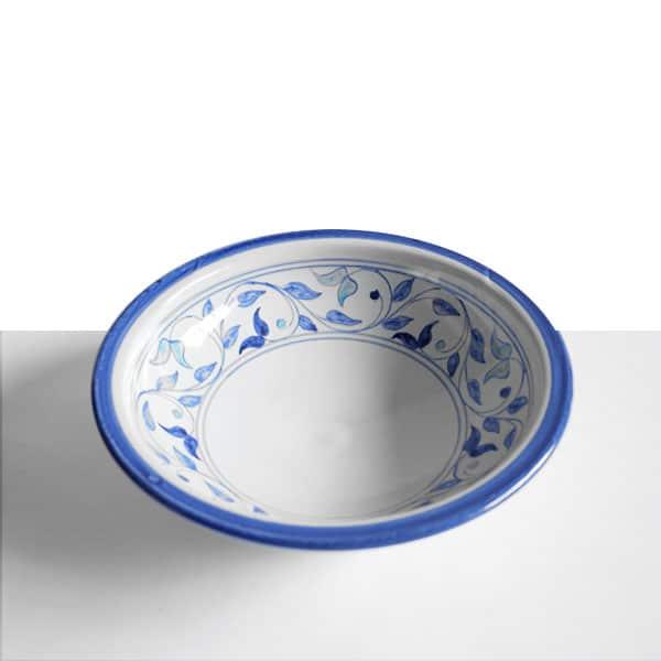plato cerámica árabe andaluza