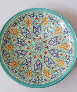 Platos cerámica árabe