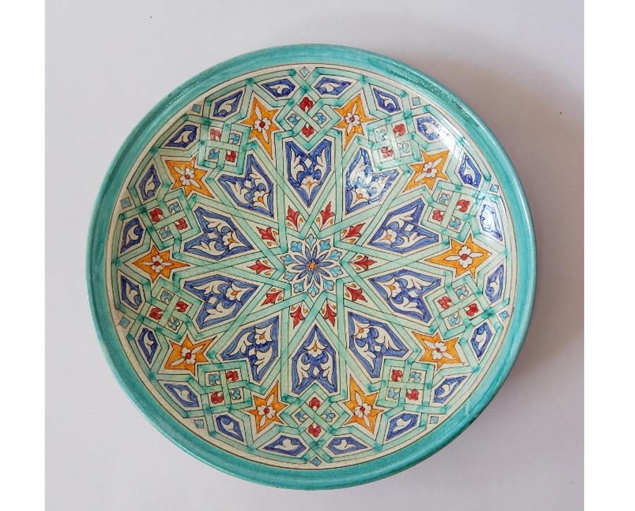 botellas tinteros y platos de cer mica andaluza ForPlatos De Ceramica