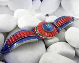 pulsera étncia tibetana