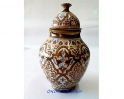tibor cerámica nazarí pequeño
