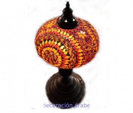 Lámpara turca de mesa