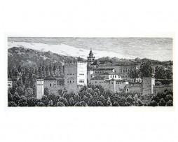Juan luís Lirio: Alhambra residencial