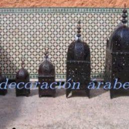 farol marroquí exterior