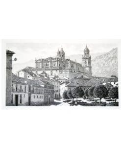 grabado artístico de jaén, Andalucía