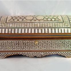 joyero taracea de Egipto