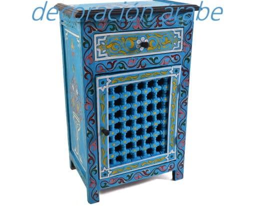 mesa árabe madera