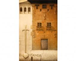 José Manuel Peña: Casa de los Tiros, Granada