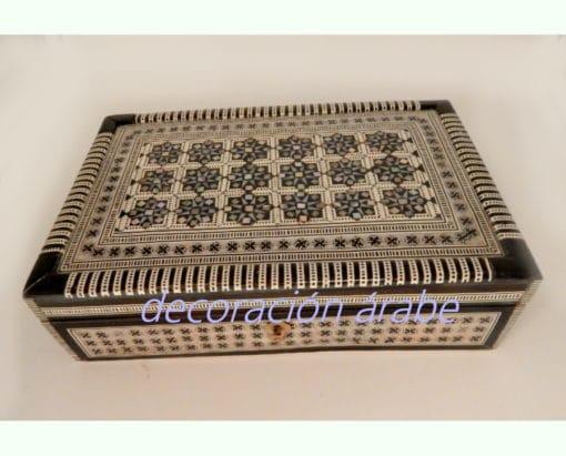 Caja taracea Egipto