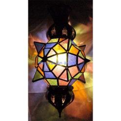 lámpara árabe marroquí