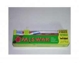 Dentrífico natural Miswak