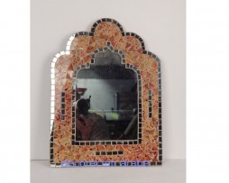 espejo árabe marroquí