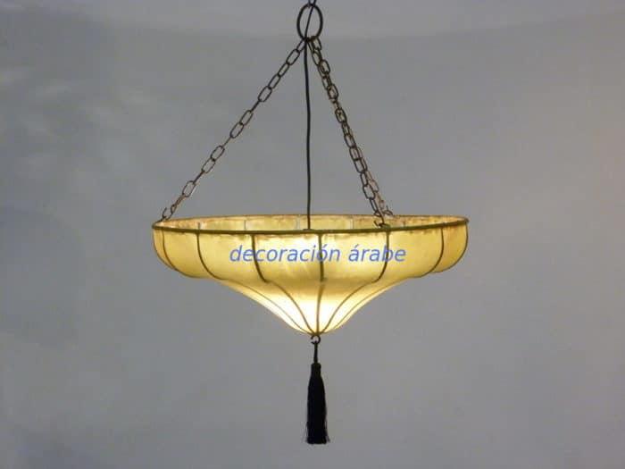 lámpara árabe piel techo Tang, color piel