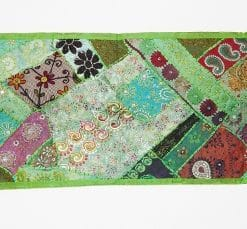 tapiz india patchwork