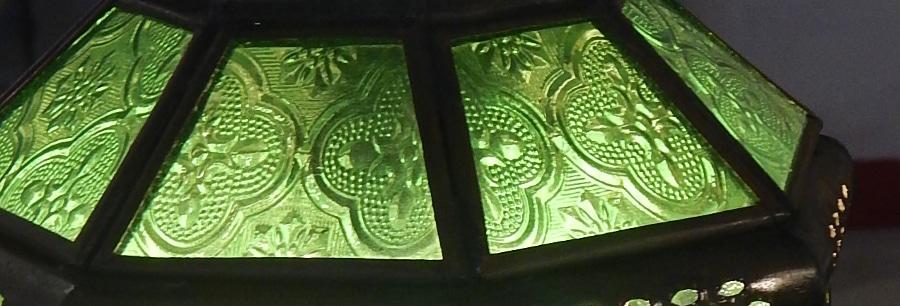lampara rabe pon pon varios colores verde azul amarilla multicolor