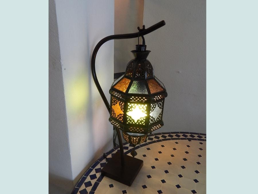 L mparas faroles marroqu s decoraci n y artesan a rabe - Lamparas de la india ...