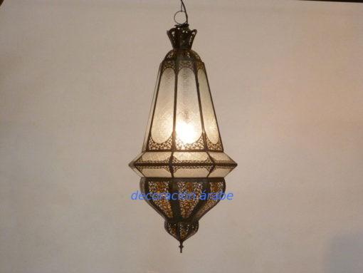 lámpara árabe de techo Lustre
