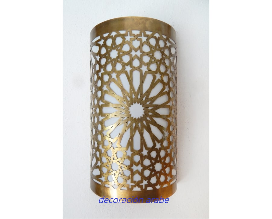 Aplique rabe dorado mandala - Apliques arabes ...